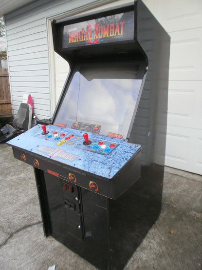 Collecting Arcades: My very own NBA Jam machine for $350 » Coder ...